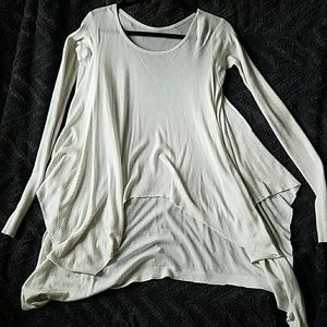 Lululemon Enlightened light knit sweater M/L